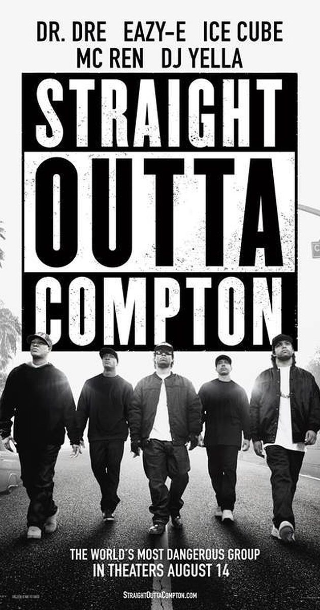 One Sentence Review: Straight Outta Compton